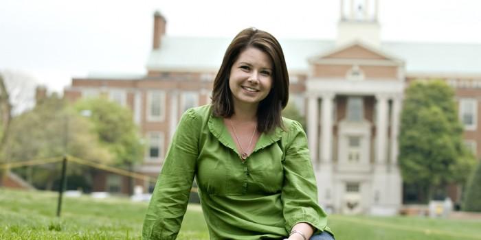 Photo of Amber Kirby Talley ('10)