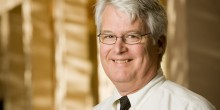 Photo of Wake Forest Law Professor Dick Schneider