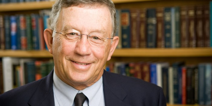 Photo of Professor Don Castleman