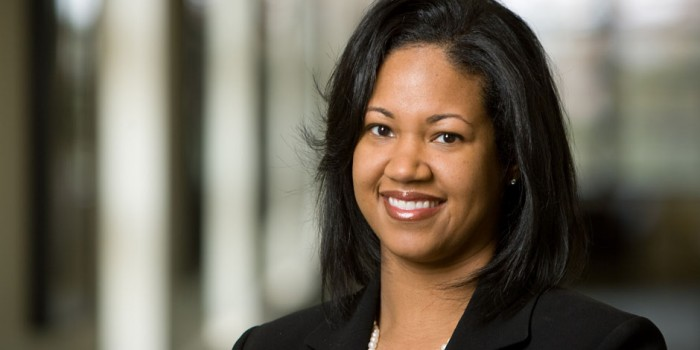 Photo of Wake Forest Law Professor Kami Chavis