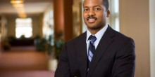 Photo of Professor Omari Simmons