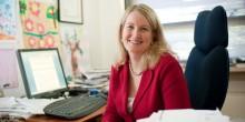 Photo of Professor Jennifer Collins