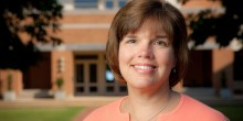 Photo of Professor Laura Graham