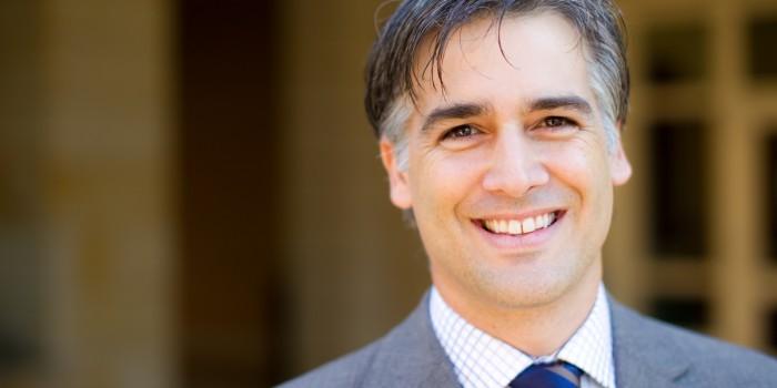 Photo of Professor Jonathan Cardi