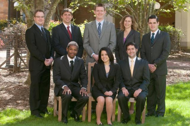 Elder Law Clinic students spring 2011