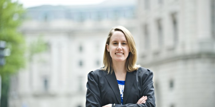 Photo of Caitlin Stanley ('11)