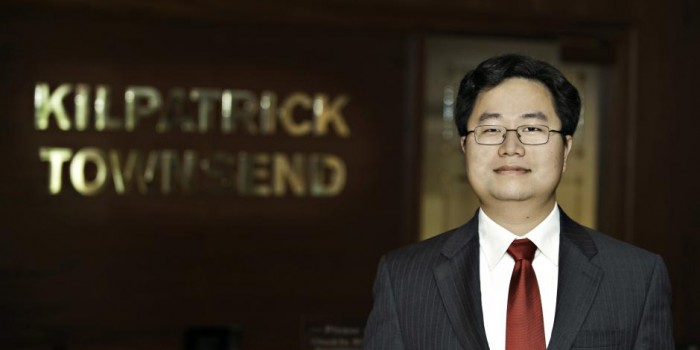 Photo of Forrest Fu ('10)