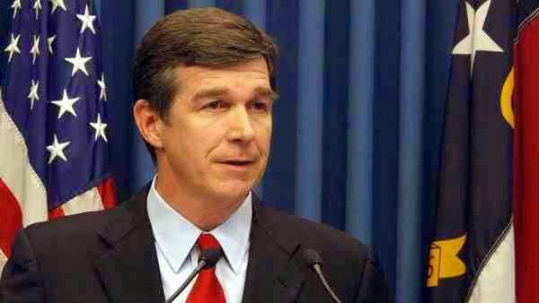 Photo of Attorney General Roy Cooper