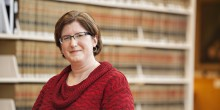 Photo of Professor of Law Tanya Marsh