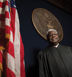 Chief Judge Stewart ABA Journal Photo