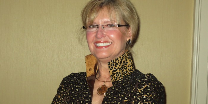 Photo of Professor Carol Anderson