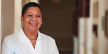 OCPD Assistant Director Alvita Eason Barrow