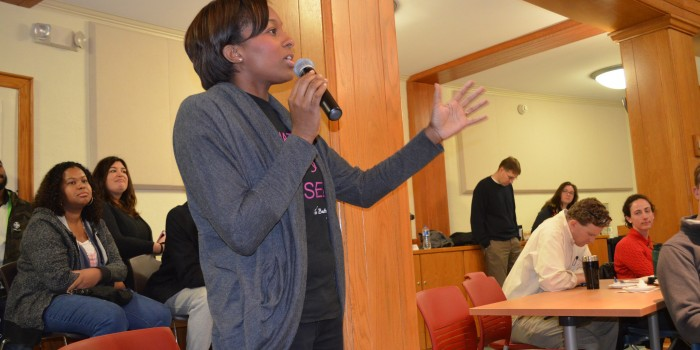 'Ferguson: Discussion on Race, Justice and Hope for the Future'