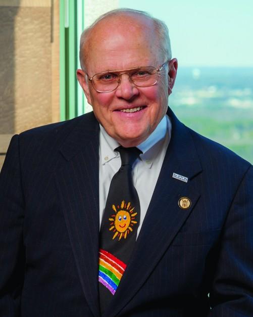 Judge Sidney S. Eagles Jr.