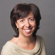 Photo of Elisa Massimino