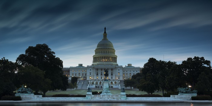 Photo of the Capitol Building