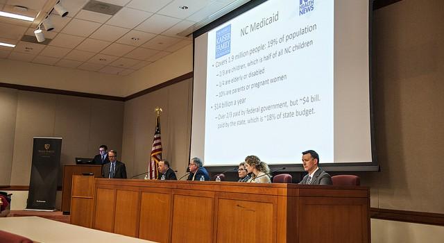 Photo of North Carolina Medicaid Expansion Town Hall