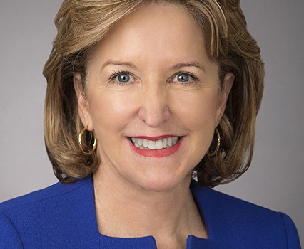 Photo of Kay Hagan (JD '78)