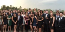 Group photo of WFU Law Review