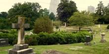 Salem Cemetery (Photo courtesy of Professor Tanya Marsh)