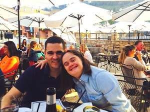 Photo of Marshall and Gracie Eudy