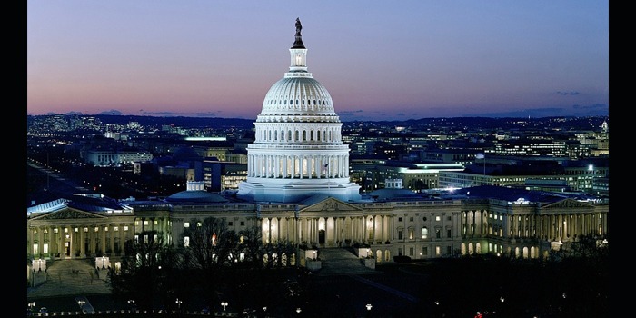 Photo of United States Capitol Building in Washington, D.C.