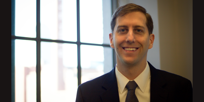 Photo of Wake Forest School of Law alumnus, Jeffery Wolfe (JD '08)