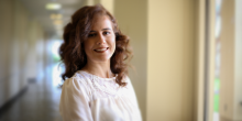 Photo of Wake Forest Law student, Gizem Halis