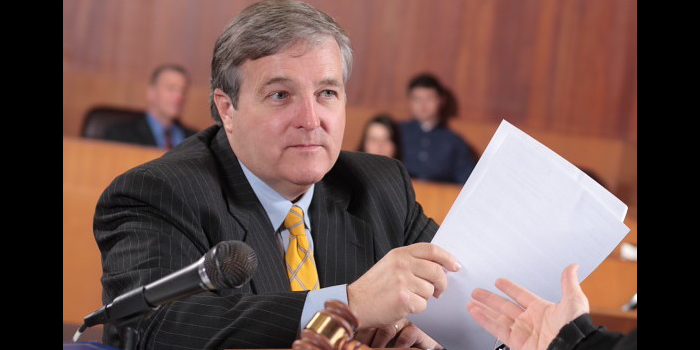 Photo of Wake Forest Law Adjunct Professor Don Vaughan (JD '79)