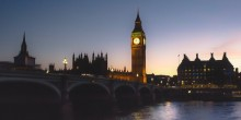 Photo of London landscape with Big Ben