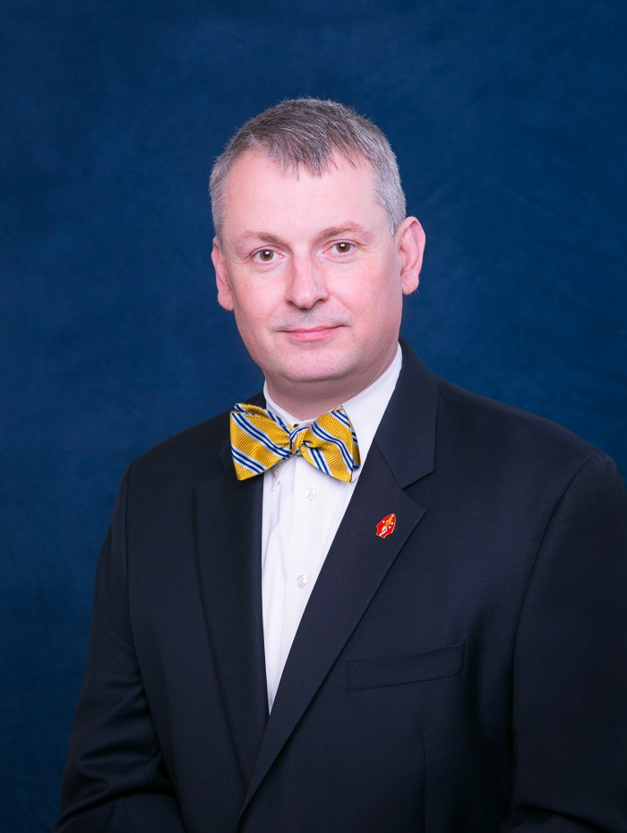 Photo of Wake Forest Law Alumnus Roy L. McDonald II (JD '00)