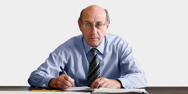 Photo of Kenneth Feinberg courtesy of NYU
