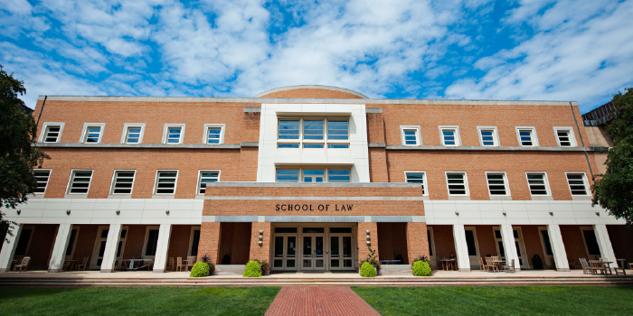 Photo of Wake Forest School of Law