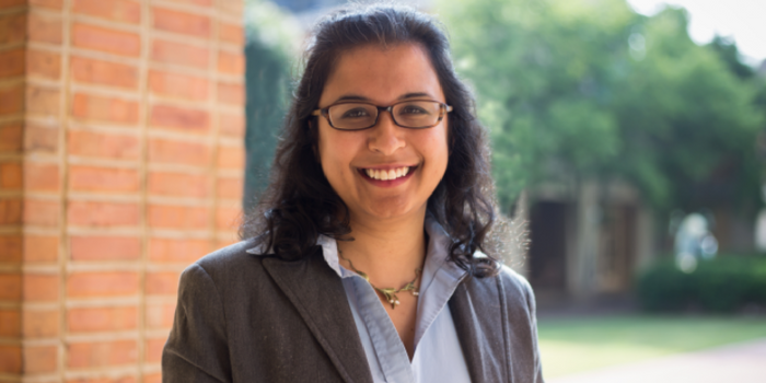 Photo of Professor of Practice Raina Haque