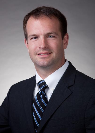 Photo of Dustin Greene (JD '08)