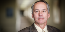 Photo of Professor Mark Hall