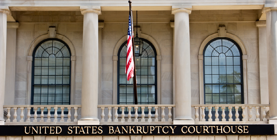 Outside of a United States Bankruptcy Court