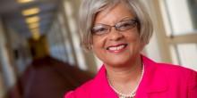 Photo of Professor Beth Hopkins