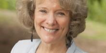 Interim Dean Suzanne Reynolds ('77)