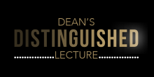Dean's Distinguished WP