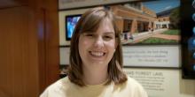 Photo of Emily Scotton (JD '18)